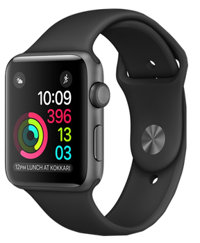 Apple Watch Series 1 38mm Aluminium Case