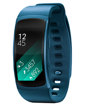 Samsung Galaxy Gear Fit 2 R360