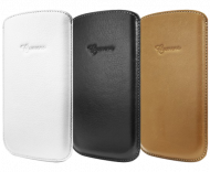Чехол SGP Crumena Leather Slim Pouch для Samsung Galaxy S III
