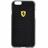 Чехол для iPhone 6 Ferrari Formula One Hard Real Carbon