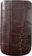 Чехол для iPhone 4/4S Xqisit Case-PullOut ReptileLeather
