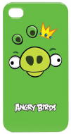 Чехол для iPhone 4/4S Gear4 Angry Birds Green Pig