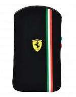 Чехол для iPhone 4/4S Ferrari Scuderia V3 Pouch Black