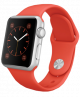 Apple Watch Sport 38mm with Sport Band Orange