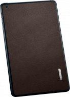 Наклейка для iPad mini SGP SkinGuard leather brown