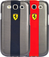 Чехол для Galaxy S III Ferrari Hard Carbon