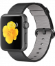 Apple Watch Sport 38mm with Woven Nylon Black