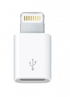 Apple Lightning to Micro USB Adapter
