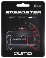 USB-накопитель Qumo Speedster USB 3.0 64GB